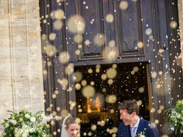 Il matrimonio di Nicola e Margherita a Pienza, Siena 26
