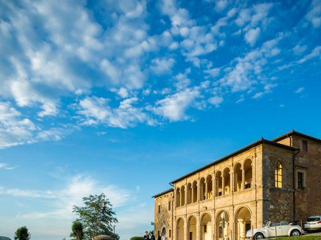 Il matrimonio di Nicola e Margherita a Pienza, Siena 28
