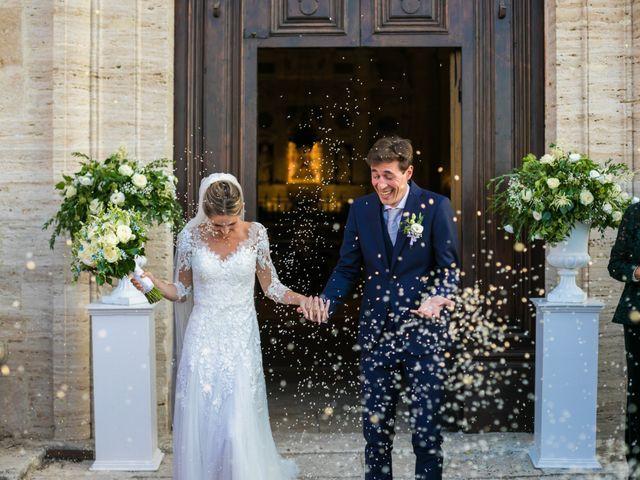 Il matrimonio di Nicola e Margherita a Pienza, Siena 31