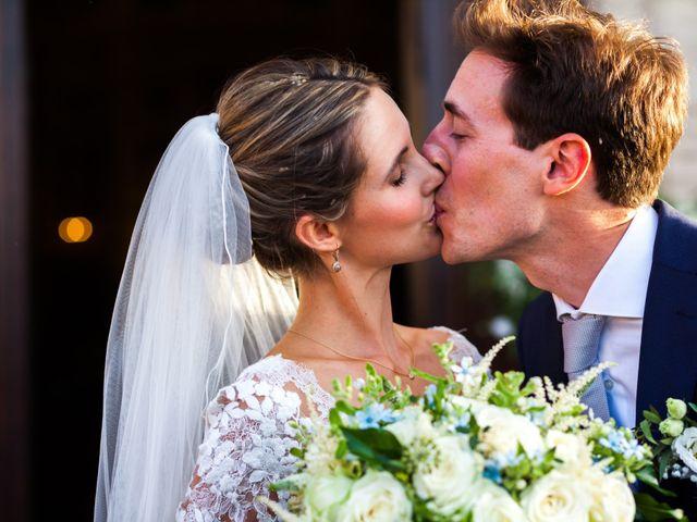 Il matrimonio di Nicola e Margherita a Pienza, Siena 32