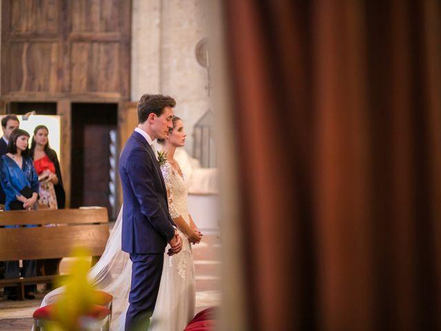 Il matrimonio di Nicola e Margherita a Pienza, Siena 76