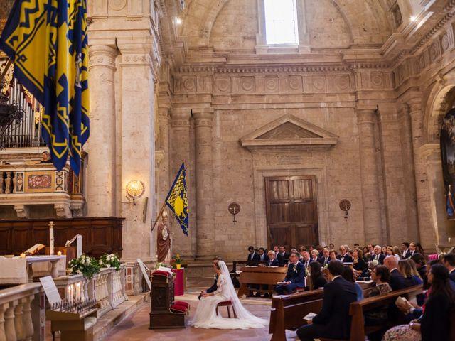 Il matrimonio di Nicola e Margherita a Pienza, Siena 77