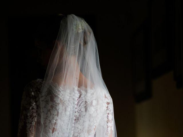 Il matrimonio di Nicola e Margherita a Pienza, Siena 40