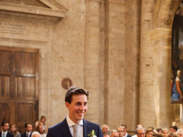 Il matrimonio di Nicola e Margherita a Pienza, Siena 92