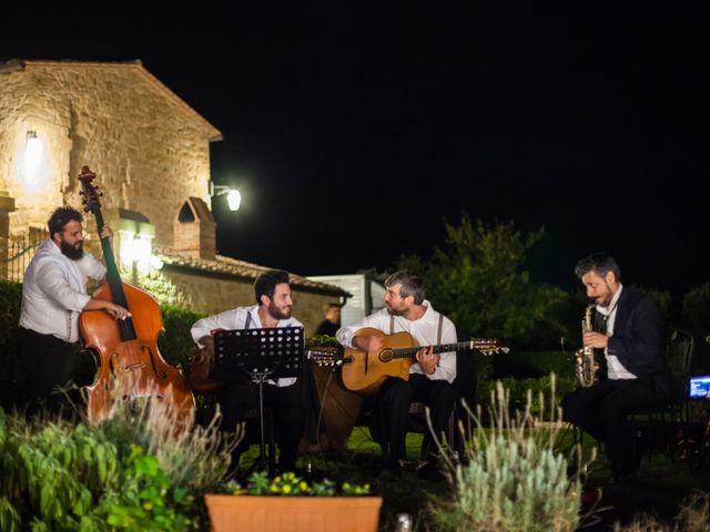 Il matrimonio di Nicola e Margherita a Pienza, Siena 45