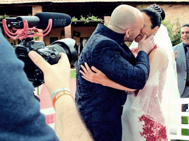 Le nozze di Jenny e Claudio