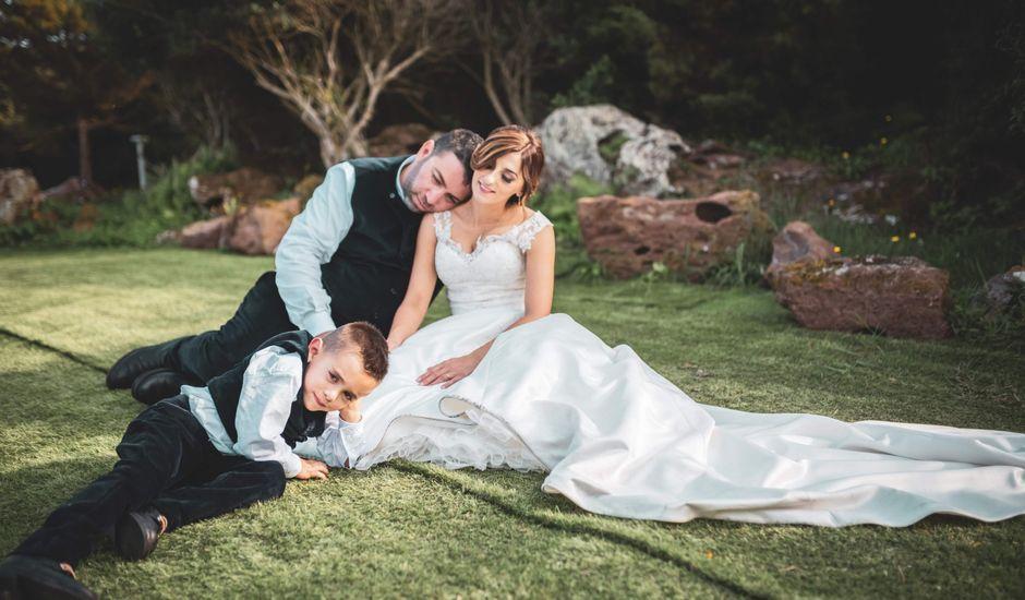 Il matrimonio di Tiziano e Laura a Santa Maria Coghinas, Sassari