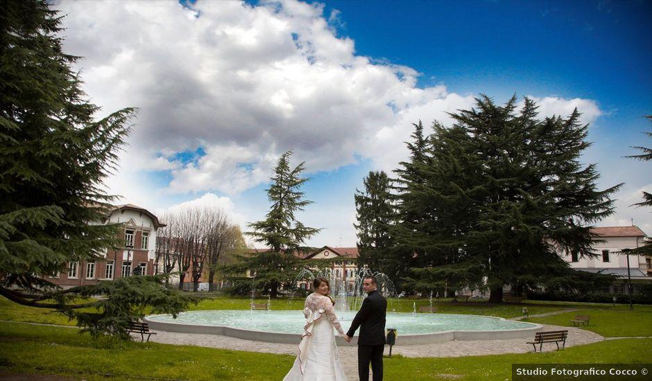Il matrimonio di Paolo e Elisabetta a Rovellasca, Como