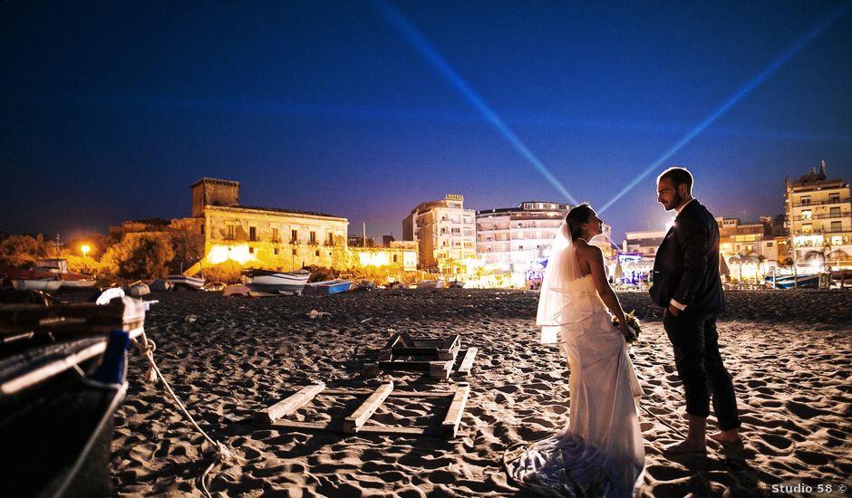 Il matrimonio di Benito e Giusy a Mandanici, Messina