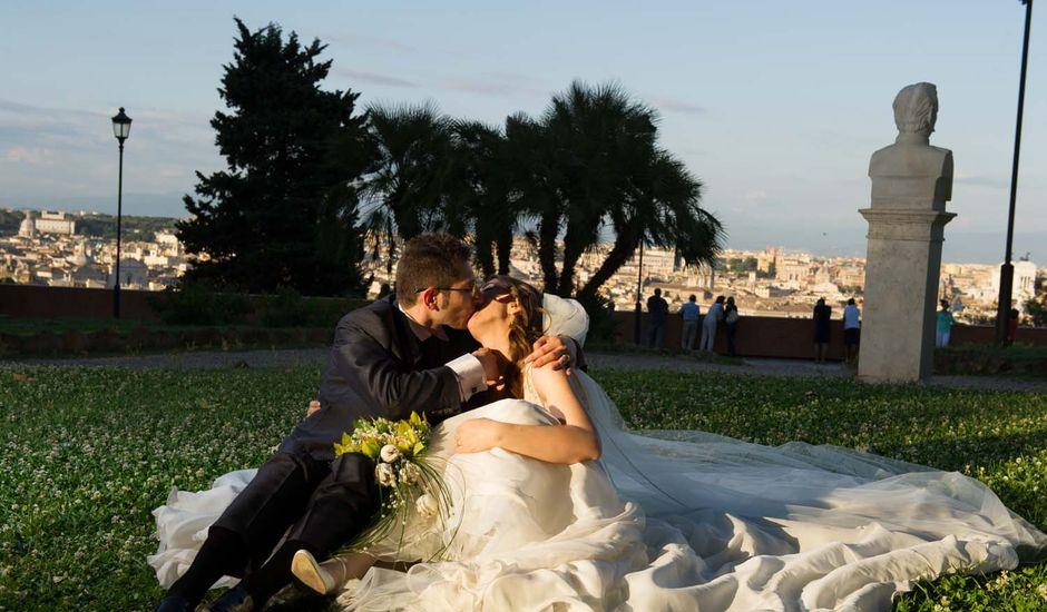 Il matrimonio di Lucia e Fulvio a Roma, Roma