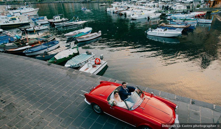 Il matrimonio di Claudio e Alessia a Acireale, Catania
