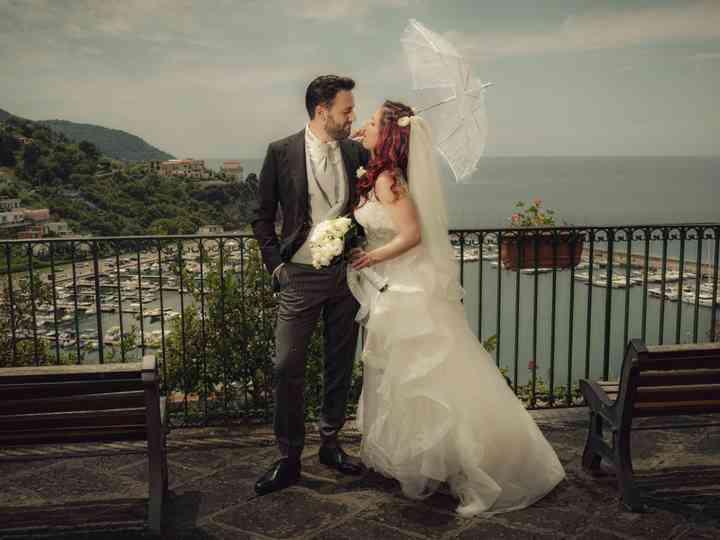 le nozze di Virginia e Carmine