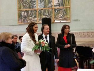 le nozze di Daritza Luque Macias  e Federico Baldi 2