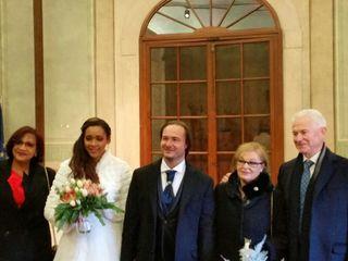 le nozze di Daritza Luque Macias  e Federico Baldi 3