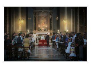 le nozze di Jessica e Federico 1