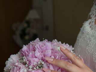 Le nozze di Arianna e Gino 1