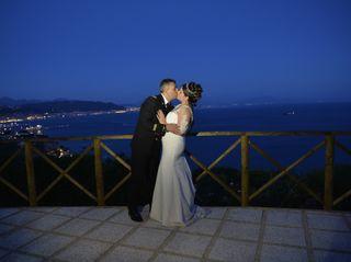 Le nozze di Arianna e Gino