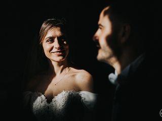 Le nozze di Vanessa Cominardi  e Paolo Corbucci