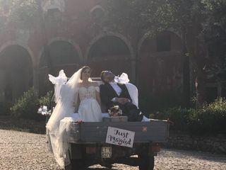 Le nozze di Vanessa Cominardi  e Paolo Corbucci 3