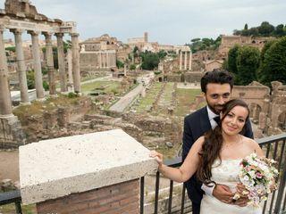 Le nozze di Luana e Luca