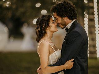 Le nozze di Teresa e Giovanni
