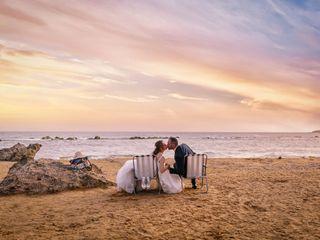 Le nozze di Chiara e Vittorio