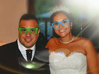 Le nozze di Eva  e Gianluca