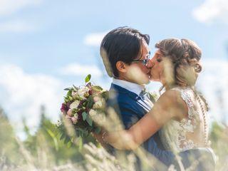 Le nozze di Micaela e Fred