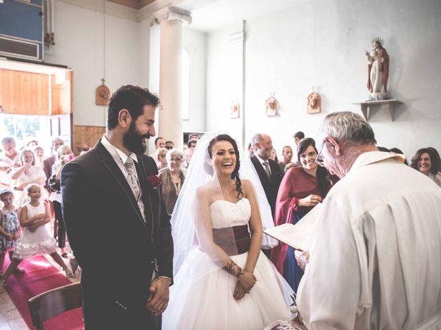 Il matrimonio di Davide e Nisia a Brisighella, Ravenna 18