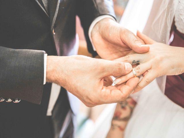 Il matrimonio di Davide e Nisia a Brisighella, Ravenna 19