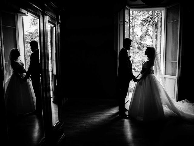 Il matrimonio di Davide e Nisia a Brisighella, Ravenna 1
