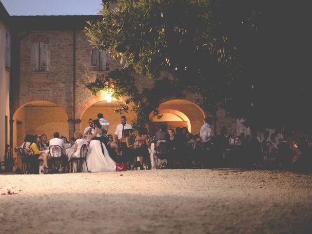 Il matrimonio di Davide e Nisia a Brisighella, Ravenna 34