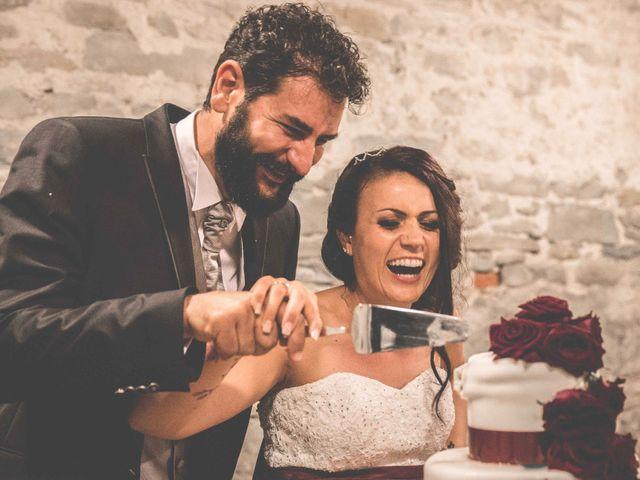 Il matrimonio di Davide e Nisia a Brisighella, Ravenna 38