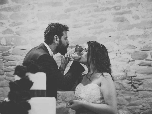 Il matrimonio di Davide e Nisia a Brisighella, Ravenna 39