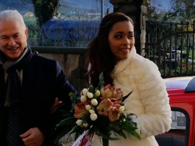 Il matrimonio di Federico Baldi e Daritza Luque Macias  a Pistoia, Pistoia 1
