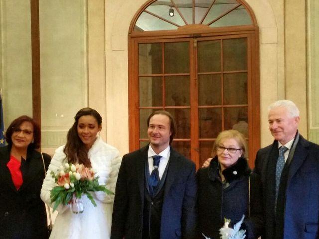 Il matrimonio di Federico Baldi e Daritza Luque Macias  a Pistoia, Pistoia 3