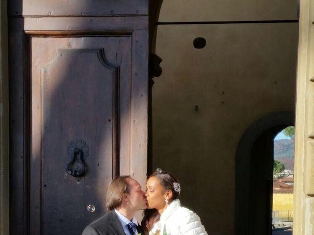 Il matrimonio di Federico Baldi e Daritza Luque Macias  a Pistoia, Pistoia 4