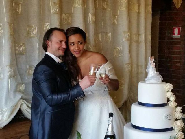 Il matrimonio di Federico Baldi e Daritza Luque Macias  a Pistoia, Pistoia 5