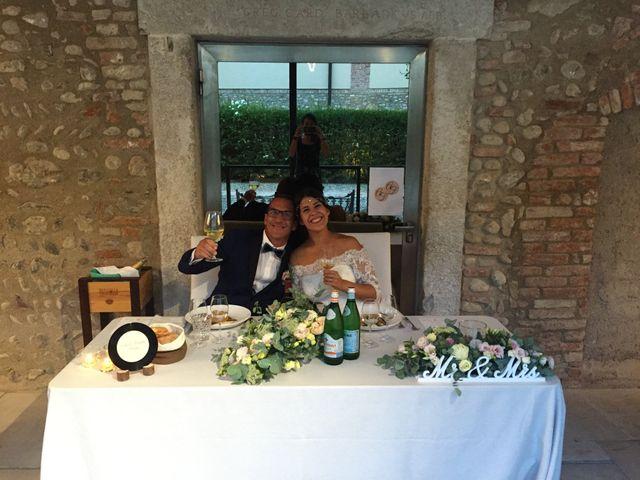 le nozze di Alessandro e Federica