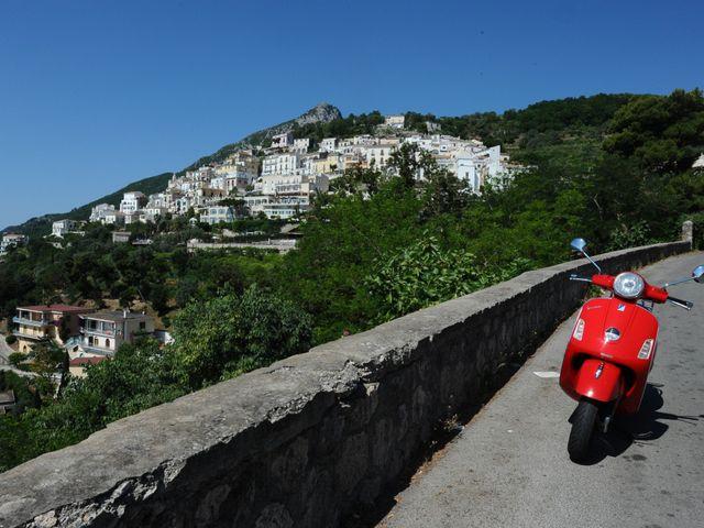 Il matrimonio di Gino e Arianna a Vietri sul Mare, Salerno 9