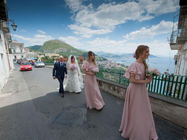 Il matrimonio di Gino e Arianna a Vietri sul Mare, Salerno 11