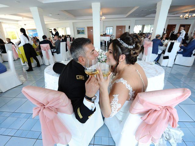 Il matrimonio di Gino e Arianna a Vietri sul Mare, Salerno 19