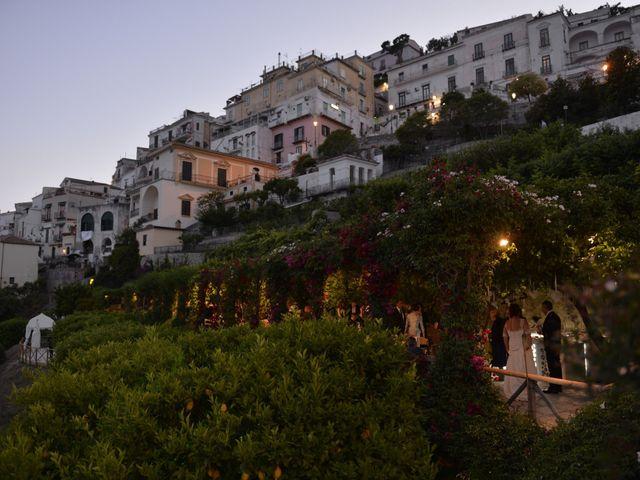 Il matrimonio di Gino e Arianna a Vietri sul Mare, Salerno 22