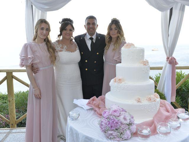 Il matrimonio di Gino e Arianna a Vietri sul Mare, Salerno 23