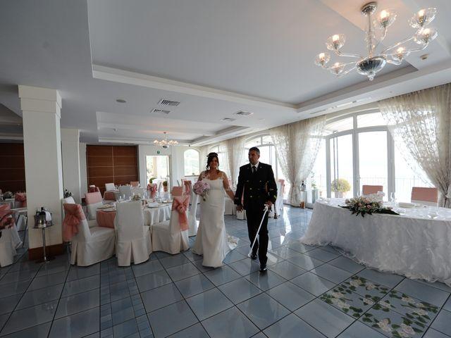 Il matrimonio di Gino e Arianna a Vietri sul Mare, Salerno 21