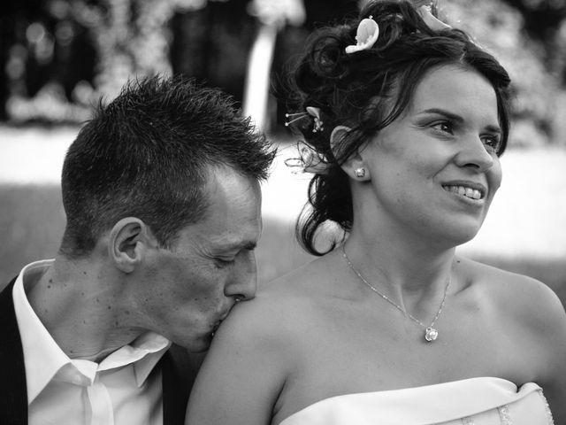 Le nozze di Francesca e Sauro