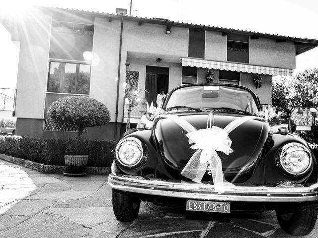 Il matrimonio di Ivan e Daniela a Fiorano Canavese, Torino 11