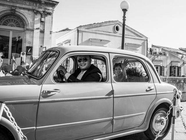 Il matrimonio di Graziano e Loredana a Scicli, Ragusa 22