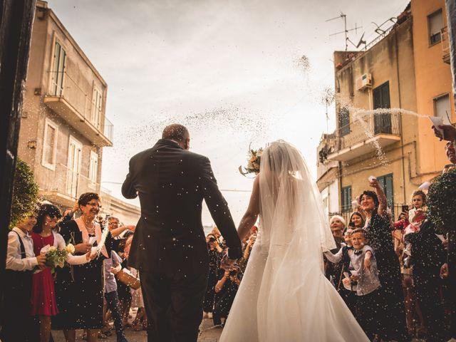 Il matrimonio di Graziano e Loredana a Scicli, Ragusa 28