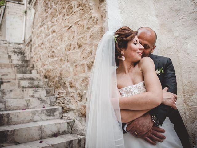 le nozze di Loredana e Graziano